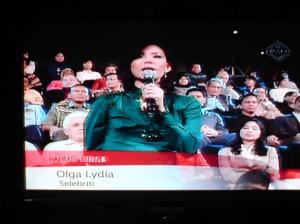 """Olga Lidya di """"Harus Bisa!"""""""