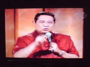 """SBY di """"Harus Bisa!"""""""
