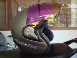Helm half-face