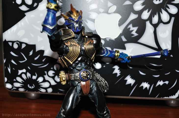 action figure kamen rider ibuki