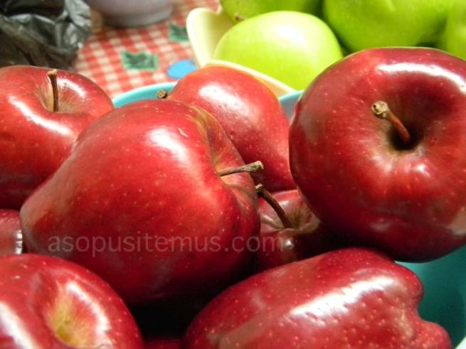 apel merah washington