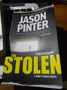 The Stolen Jason Pinter