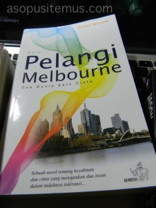 Pelangi Melbourne Zuhairi Misrawi