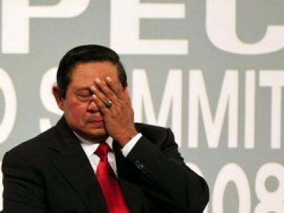Pak SBY pun tak kuasa menahan perasaannya…
