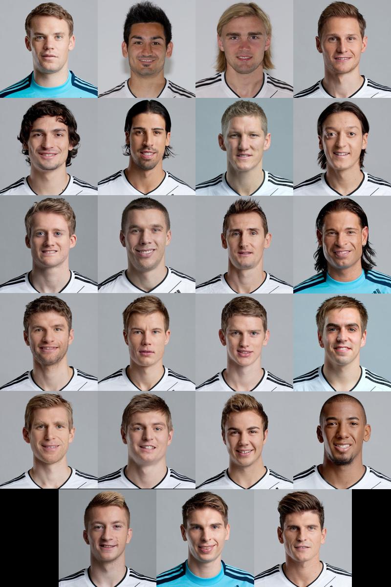UEFA Euro 2012 Jerman Akan Juara Hidup Itu Harus Dinikmati